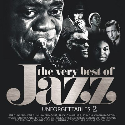 The Very Best Of Jazz Unforgettables 2 (Plak)