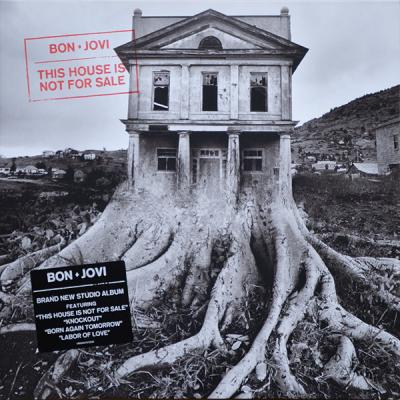 This House Is Not For Sale (Plak)