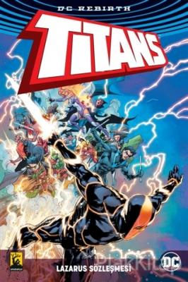Titans Lazarus Sözleşmesi Christopher Priest