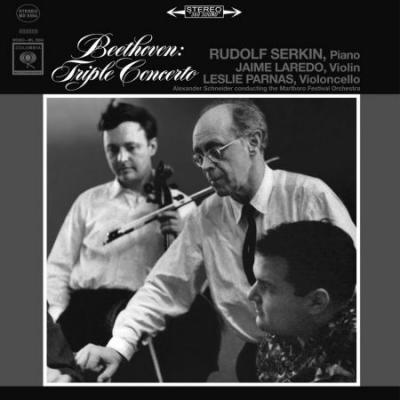 Beethoven Triple Concerto (Plak)