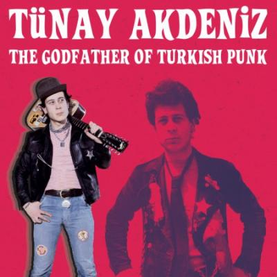 The Godfather Of Turkish Punk (CD)