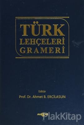 Türk Lehçeleri Grameri (Ciltli)