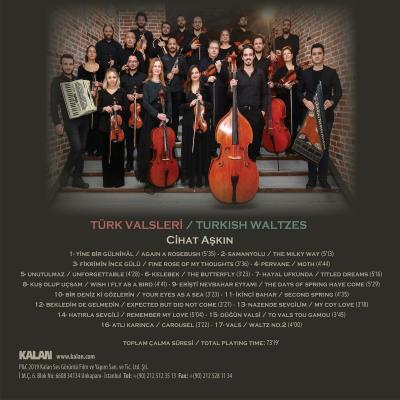 Türk Valsleri (2 Plak) Cihat Aşkın