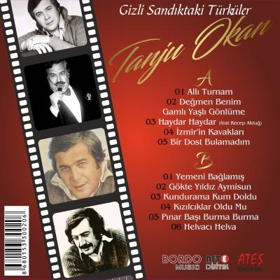 Gizli Sandıktaki Türküler (Plak) Tanju Okan