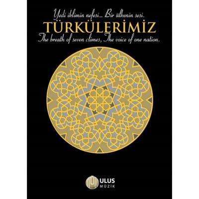 Yedi İklimin Nefesi, Bir Ülkenin Sesi Türkülerimiz (8 CD)