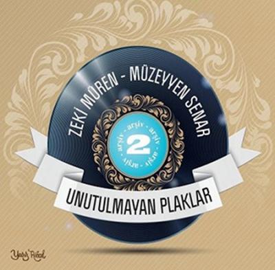 Unutulmayan Plaklar (2 CD)