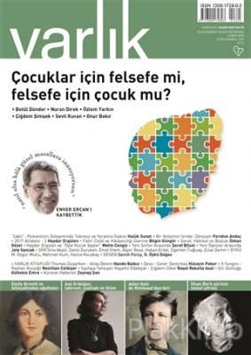 Varlık Aylık Edebiyat ve Kültür Dergisi Sayı : 1325 - Şubat 2018