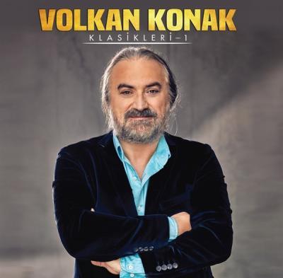 Volkan Konak Klasikleri 1 (Plak)