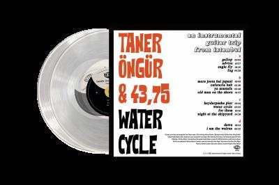 Water Cycle (Limited Clear Vinyl - 2 Plak) Taner Öngür