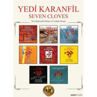 Yedi Karanfil- Seven Cloves (8 CD Box Set)