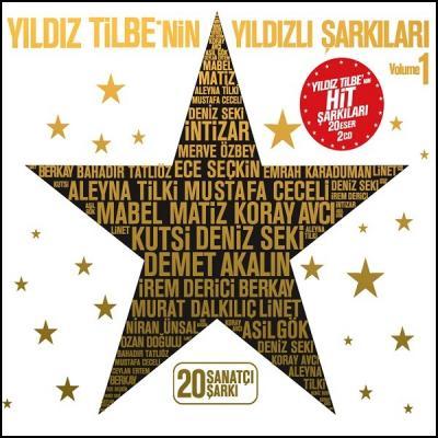 Yıldız Tilbe'nin Yıldızlı Şarkıları Volume 1 (2 CD)