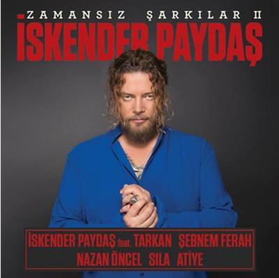 Zamansız Şarkılar II (Plak) İskender Paydaş