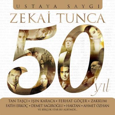 Zekai Tunca - 50.yıl Ustaya Saygı (CD)