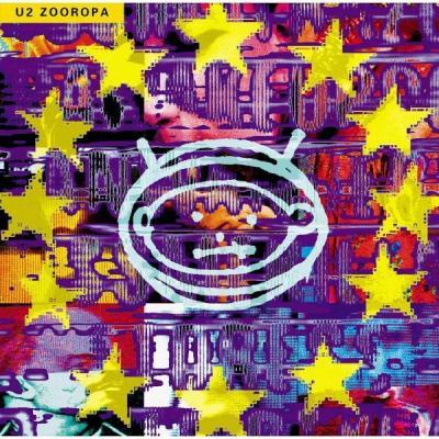 Zooropa (2 Plak)