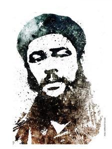 Che Guevara Kanvas Tablo