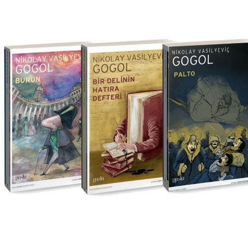 GOGOL SET Nikolay Vasilyeviç Gogol