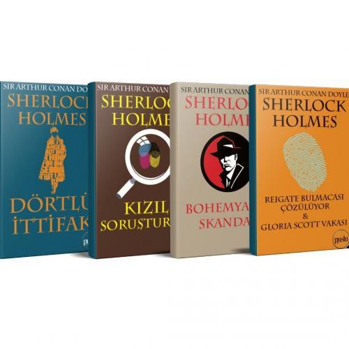 SHERLOCK HOLMES SETİ (4 KİTAP)