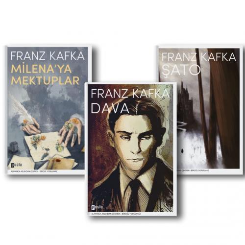 KAFKA 3'LÜ SET Franz Kafka