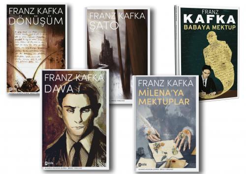 KAFKA 5'li SET Franz Kafka