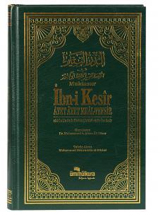 Muhtasar İbn-i Kesîr   /   Âyet Âyet Meâl-Tefsir (1.Hm.)