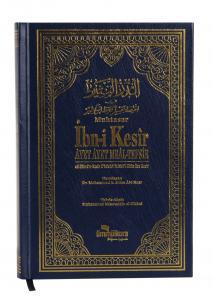 Muhtasar İbn-i Kesîr / Âyet Âyet Meâl-Tefsîr (Ivory Kağıt)