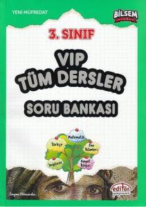 Data 3. Sınıf VIP Tüm Dersler Soru Bankası