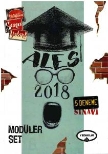 Yediiklim ALES 5 Deneme Sınavı 2018