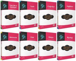 Editör 9. Sınıf Öğretmenin Ders Notları Kitap Seti