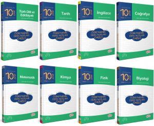 Editör 10. Sınıf Öğretmenin Ders Notları Kitap Seti