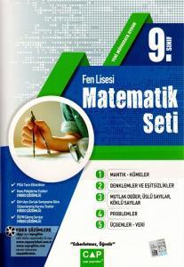 Çap Yayınları 9. Sınıf Fen Lisesi Matematik Seti