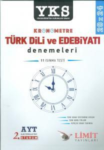 Limit Yayınları AYT Kronometre Edebiyat Deneme