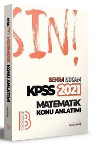 Benim Hocam KPSS Matematik Konu Anlatımı 2021