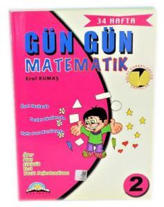 Gündeniz 2. Sınıf Gün Gün Matematik