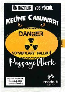 Modadil YDS YÖKDİL Ön Hazırlık Kelime Canavarı Passage Work