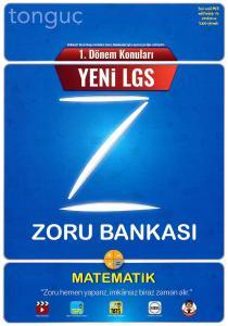 Tonguç Akademi 8. Sınıf 1. Dönem Matematik Zoru Bankası