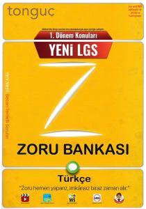 Tonguç Akademi 8. Sınıf 1. Dönem Türkçe Zoru Bankası