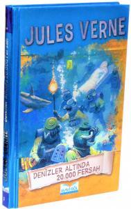Mavigöl Jules Verne Denizler Altında 20.000 Fersah