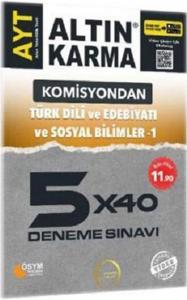 Altın Karma Türk Dili ve Edebiyatı Deneme Sınavı