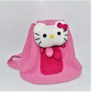 Oyuncak Amigurumi Çanta Hello Kitty