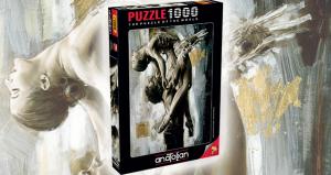 Anatolian 1000 Parça Puzzle Aşkın Dansı
