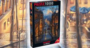 Anatolian 1000 Parça Puzzle Montmarte'de Bahar