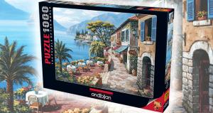 Anatolian 1000 Parça Puzzle Teras Cafe II