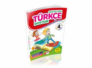 Artı Eğitim 4. Sınıf Okulda Evde Türkçe Dostum