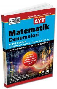 Aydın AYT Matematik 8 Deneme