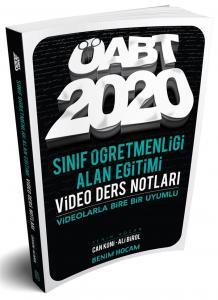 Benim Hocam ÖABT Sınıf Öğretmenliği Alan Eğitimi Video Ders Notları 2020