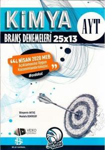 Bilgi Sarmal AYT Kimya #EvdeKal 25x13 Branş Denemeleri