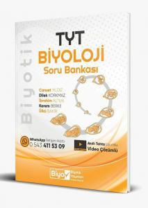 Biyotik TYT Biyoloji Soru Bankası