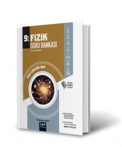 Çap Yayınları 9. Sınıf Fen Liseleri Fizik Soru Bankası