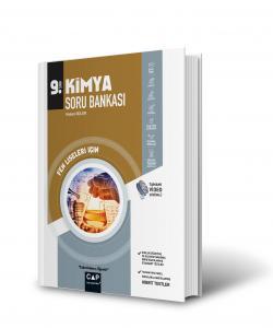 Çap Yayınları 9. Sınıf Fen Liseleri Kimya Soru Bankası