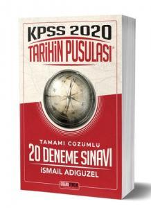 Doğru Tercih KPSS Tarihin Pusulası Tamamı Çözümlü 20 Deneme Sınavı 2020